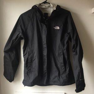 The North Face raincoat windbreaker.